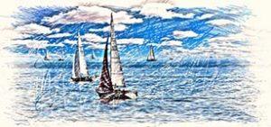 regata compagnia del vento